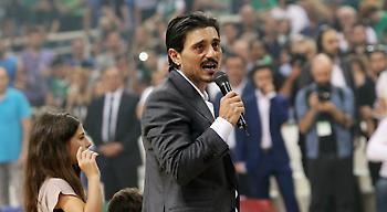 Στη συνάντηση της Ευρωλίγκας ο Γιαννακόπουλος