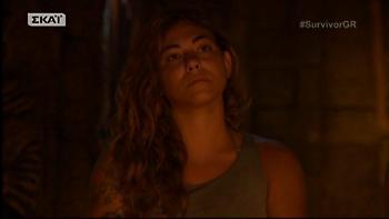 Survivor: Αποχώρησε η Ευρυδίκη Βαλαβάνη!