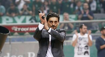Ο Δημήτρης Γιαννακόπουλος με τον αγαπημένο του πρόεδρο (pic)