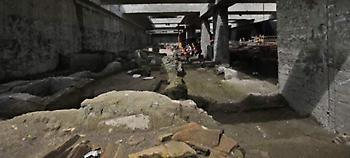 Ιταλία: Αποκαλύφθηκε μικρή Πομπηία στα έργα του μετρό στη Ρώμη (pics/video)