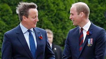 Ο πρίγκιπας Γουίλιαμ και ο Ντέιβιντ Κάμερον μπλεγμένοι στο σκάνδαλο με τη διεκδίκηση των Μουντιάλ