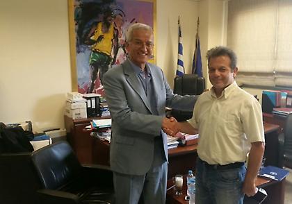 Επιθεώρηση της IHF για το Παγκόσμιο Χάντμπολ