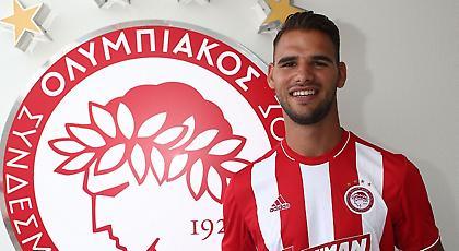 Ταχτσίδης: Ευλογημένος που θα παίζω στον Ολυμπιακό...