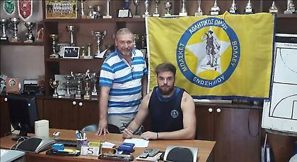 Ανανέωσε και ο δεύτερος Πανουσόπουλος με την Ένωση Ιλίου