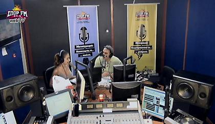 Desperado στον ΣΠΟΡ FM: Δείτε ολόκληρη την εκπομπή της Δευτέρας (3/7)