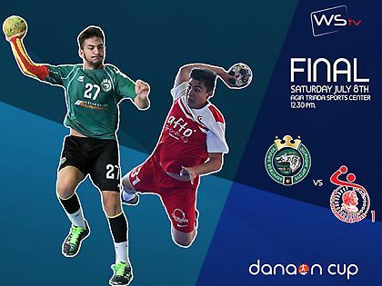 Διομήδης- Φίλιππος ο τελικός στο Danaon Cup 2017