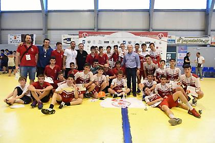 Φίλιππος και ΟΦΝΙ νικητές στο Danaon Cup 2017