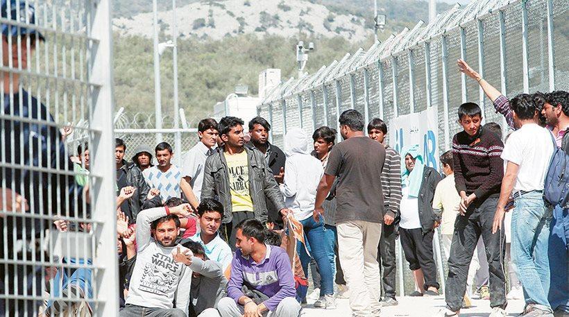 Νέα hot spots και bonus 1.000 ευρώ στους μετανάστες για να φύγουν