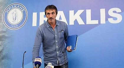 Καγιούλης: «Πρέπει να μείνει ο Ηρακλής στη Football League»