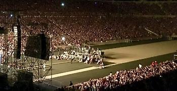 Απόψε η μεγάλη συναυλία του «Όλοι Μαζί Μπορούμε» στο Καλλιμάρμαρο