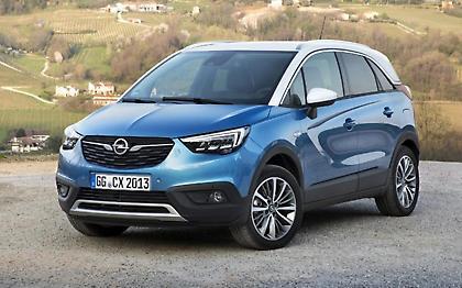 Πρώτη πανελλήνια παρουσίαση του νέου Opel Crossland X (Video)