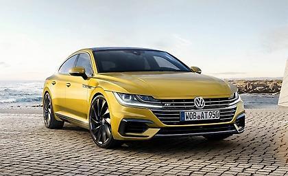 Το νέο Volkswagen Arteon από 39.900 ευρώ στην Ελλάδα