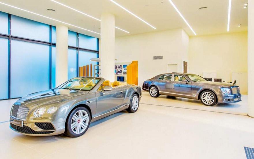 Bentley Athens: Ένας νέος πρωτοποριακός χώρος για τους λάτρεις της αυτοκίνησης