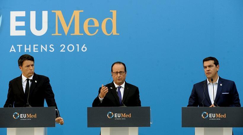 Ρέντσι: Όταν ο Τσίπρας είπε «it's enough», εγώ και ο Ολάντ υπερασπιστήκαμε την Ελλάδα