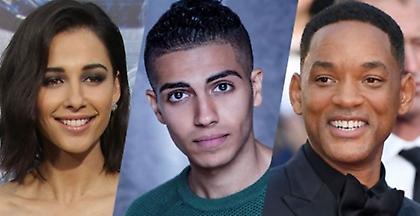 Αλαντίν: Γουίλ Σμιθ, Ναόμι Σκοτ & Μένα Μασούντ οι πρωταγωνιστές του remake
