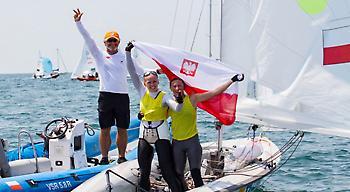 Με απόλυτη επιτυχία ολοκληρώθηκε το Παγκόσμιο 470 στη Θεσσαλονίκη
