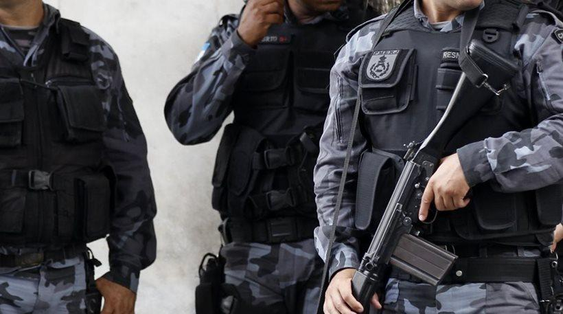 Βραζιλία: Νέα επίθεση ενόπλων στο Ρίο, ένας αστυνομικός νεκρός