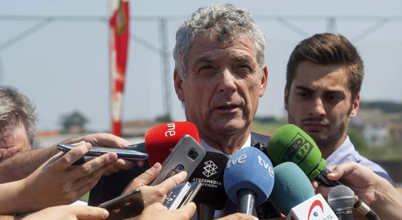 Συνελήφθη ο πρόεδρος της ισπανικής ποδοσφαιρικής ομοσπονδίας!