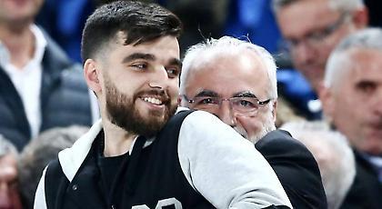 Δεν έριξε δα και το instagram μωρέ ο Γιώργος Σαββίδης