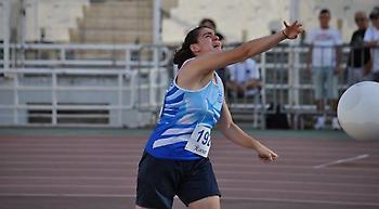 Χάλκινο μετάλλιο και πανελλήνιο ρεκόρ η Μαντούδη στη σφαιροβολία του Παγκοσμίου