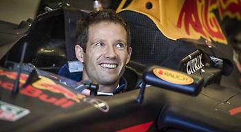 Ο Οζιέ οδήγησε μονοθέσιο της Formula1!