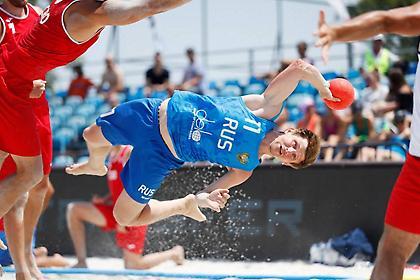 Φεστιβάλ Beach Handball στον Μαραθώνα