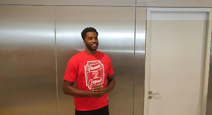 Ήρθε ο Μακλίν: «Η καλύτερη κατάσταση που θα μπορούσα να βρίσκομαι στον Ολυμπιακό» (pics/video)