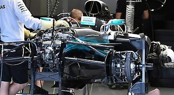 Τα προβλήματα της Mercedes με τα κιβώτια στα grand prix