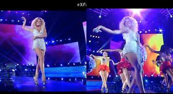 X Factor: Έβαλε «φωτιά» στον τελικό η Ευαγγελία Αραβανή! Κόλασε η παρουσιάστρια!