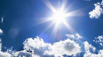 Αίθριος σήμερα ο καιρός με άνοδο της θερμοκρασίας