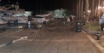Κως: Δύο νεκροί, δεκάδες τραυματίες από τον ισχυρό σεισμό των 6,4 βαθμών ρίχτερ