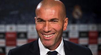 Ζιντάν: «Είμαι τυχερός που αποτελεώ κομμάτι αυτού του σπουδαίου συλλόγου»