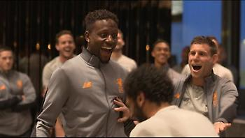 ΕΠΙΚΟ: Οι παίκτες της Λίβερπουλ παίζουν «πέτρα-ψαλίδι-χαρτί» (video)