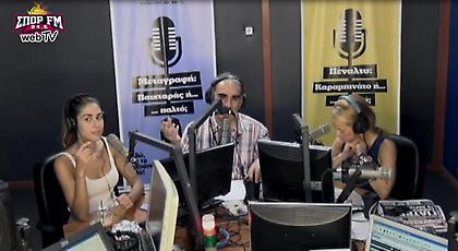 Desperado στον ΣΠΟΡ FM: Δείτε ολόκληρη την εκπομπή της Παρασκευής (21/7)