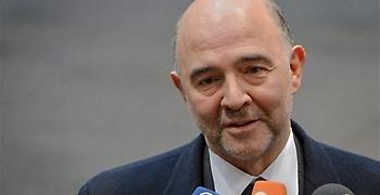 Μοσκοβισί: Θετικό σήμα για τις αγορές η συμφωνία στο ΔΝΤ για την Ελλάδα