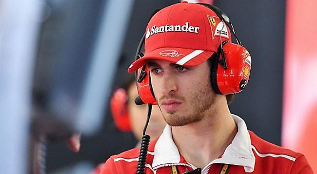 Ο Τζιοβινάτσι εμπιστεύεται τη Ferrari για το μέλλον του
