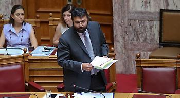 Βασιλειάδης: «Ντροπή για την Ελλάδα, η κόντρα για την ΕΟΕ»