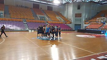 Ετοιμάζονται για Ισπανία οι Νέοι (pics)