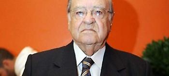 Πέθανε σε ηλικία 92 ετών ο πρώην υπουργός Χρήστος Μαρκόπουλος
