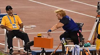 Χάλκινο μετάλλιο η Λιάγκου στο Παγκόσμιο Πρωτάθλημα στίβου του Λονδίνου