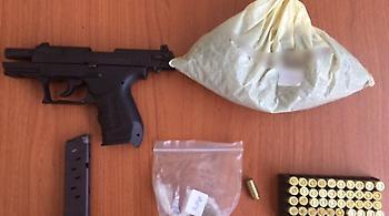 Χασισοκαλλιεργητής με όπλο συνελήφθη στην Ξάνθη
