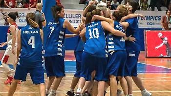 Απίστευτη νίκη με… 68 πόντους από την Εθνική κωφών γυναικών!