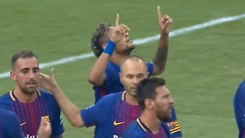 Ο Νεϊμάρ το πρώτο γκολ της εποχής Βαλβέρδε στη Μπάρτσα! (video)