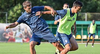 Μενδρινός: «Θα δίνουμε τα πάντα και θα ματώνουμε τη φανέλα σε κάθε ματς»