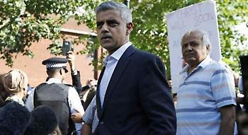 Δήμαρχος Λονδίνου: Ο Τραμπ κάνει σαν 12χρονο