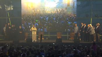 Σεραφείδης: «Η φλόγα άναψε μετά από 14 χρόνια ντροπής»