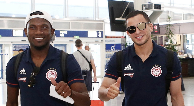 «Δένει» Μπεν και Ομάρ ο Ολυμπιακός
