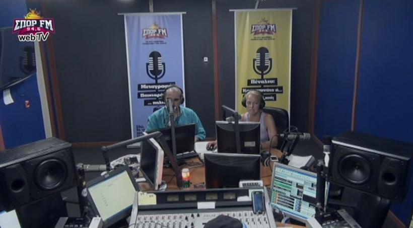 Desperado στον ΣΠΟΡ FM: Δείτε ολόκληρη την εκπομπή της Παρασκευής (28/7)