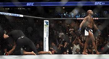 UFC: Ο Τζόουνς διέλυσε τον Κόρμιερ! (video)