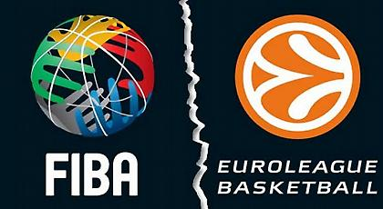 FIBA-Ευρωλίγκα: Το χρονικό της κόντρας που απειλεί το μπάσκετ